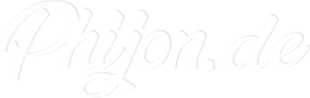 Phijon Logo Schriftzug